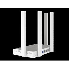 Маршрутизатор Keenetic Air (KN-1610) 2.4 и 5 ГГц до 867 Мбит/с, 802.11 b,g,n,ac, 3xLan, 4 антенны