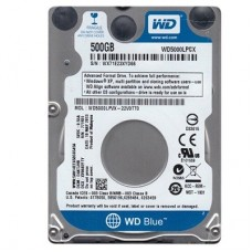 "Накопитель HDD 2.5""  500 Gb SATA-III Western Digital Scorpio Blue WD5000LPCX 16MB 5400rpm для ноутбу"