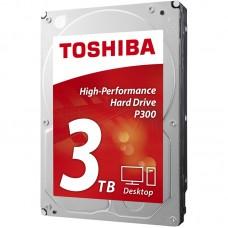 "Накопитель HDD 3.5""  3Tb SATA-III Toshiba P300 HDWD130UZSVA 7200rpm 64MB"