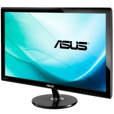 "Монитор 27"" Asus VS278H черный TN+film LED 16:9 HDMI M/M матовая 80000000:1 300cd 1920x1080 D-Sub FH"