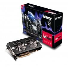 Видеокарта 8Gb PCI-Exp Sapphire ATI Radeon RX 590 OC NITRO+ GDDR5 (256bit) 2хDVI/2хHDMI/DP 11289-05-