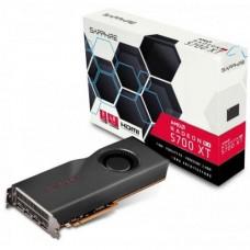 Видеокарта 8Gb PCI-Exp Sapphire ATI Radeon RX 5700 XT 8G GDDR6 (256bit) HDMIх3/DP (RTL) 21293-01-40G