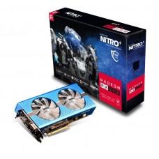 Видеокарта 8Gb PCI-Exp Sapphire ATI Radeon RX 590 NITRO+ GDDR5 (256bit) DVI/2хHDMI/2хDP (RTL) 11289-