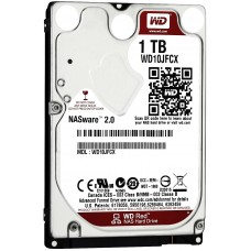 "Накопитель HDD 2.5"" 1Tb SATA-III Western Digital Red WD10JFCX 16Mb 5400rpm для ноутбука"