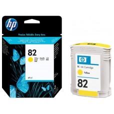 Картридж HP №82 C4913A Yellow для Designjet 500/510/800/815/820 (69 ml)