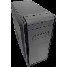 Корпус ATX BoxIT 4601BB без БП 1хUSB3.0/2xUSB2.0/black