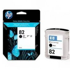 Картридж HP №82 CH565A Черный для Designjet 500/510 (69 ml)