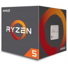 Процессор AMD Ryzen 5 1600 Socket-AM4 YD1600BBAEBOX BOX